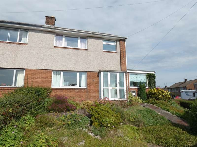 3 Bedrooms Semi Detached House for sale in Clifford Road, Penrith, CA11 8PP