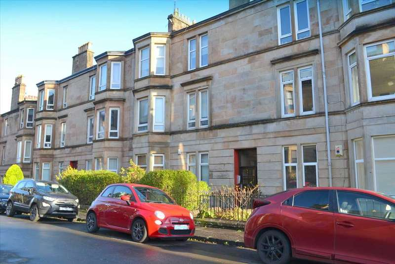 2 Bedrooms Flat for sale in Wardlaw Drive, Rutherglen, Glasgow