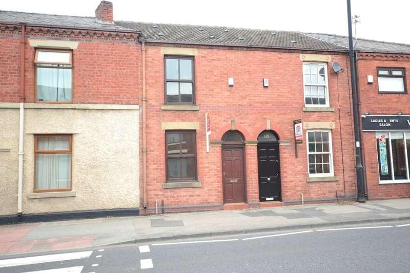 2 Bedrooms Terraced House for sale in Darlington Street, , Wigan, wn1 3ef