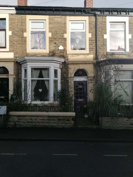3 Bedrooms Terraced House for sale in Gillibrand Street, Chorley, Lancashire, PR7