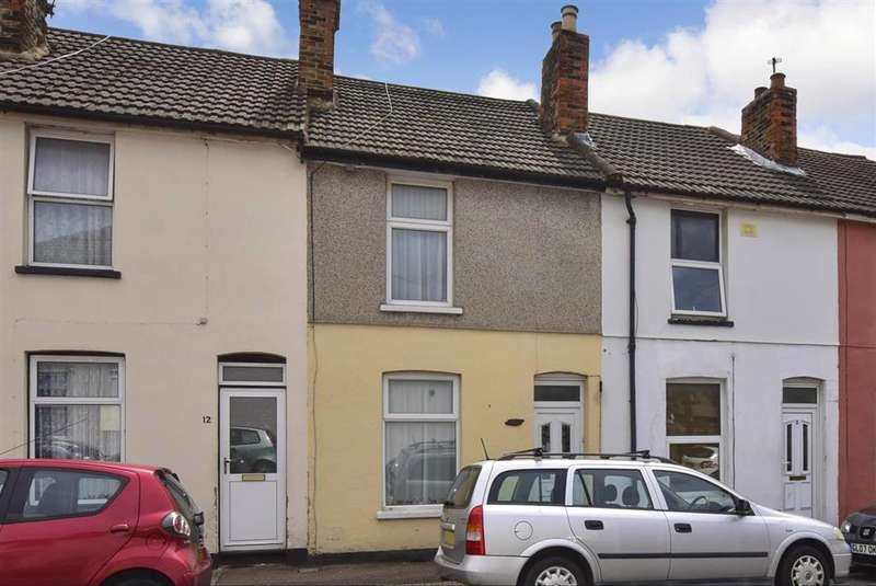 3 Bedrooms Terraced House for sale in Stanhope Road, , Strood, Rochester, Kent