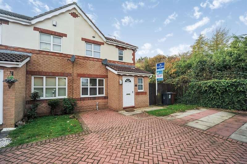 3 Bedrooms Semi Detached House for rent in Navigation Way, Hull, HU9