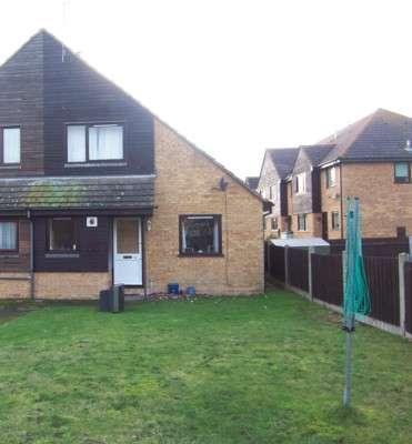 1 Bedroom Semi Detached House for rent in Midsummer Meadow, Shoeburyness