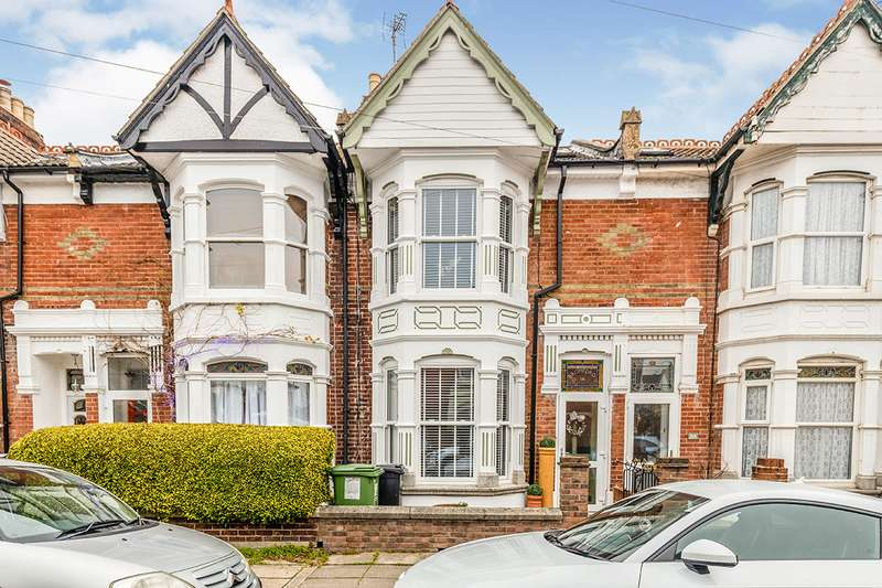 4 Bedrooms House for sale in Beresford Road, Portsmouth, Hampshire, PO2