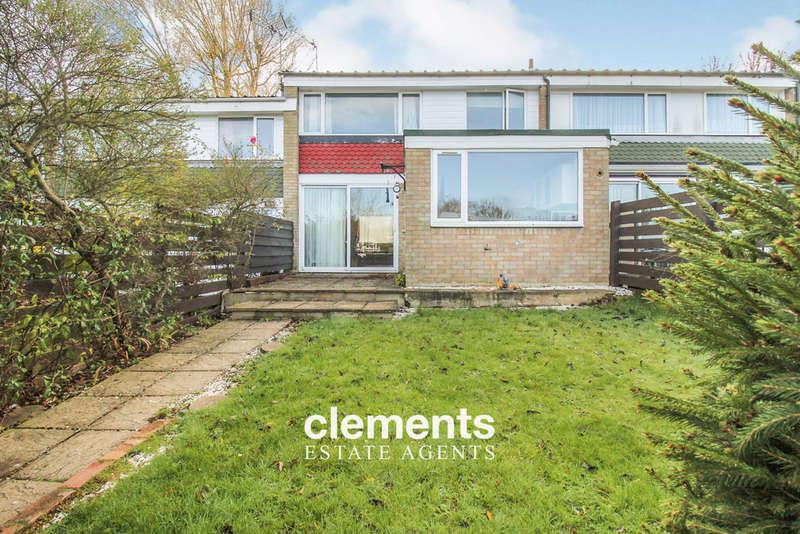 3 Bedrooms Terraced House for sale in Livingstone Walk, Hemel Hempstead