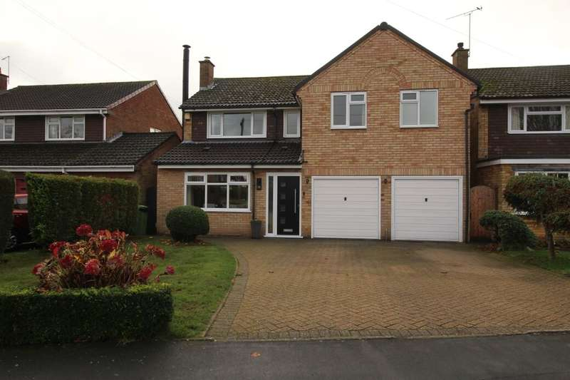 5 Bedrooms Detached House for rent in Burnham Avenue, Stafford, ST17