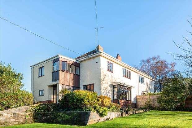 4 Bedrooms Semi Detached House for sale in Nailsbourne, Taunton, Somerset