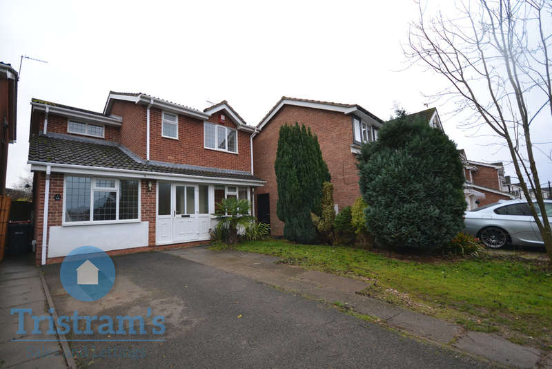 4 Bedrooms Detached House for rent in Hazelwood Drive, Hucknall