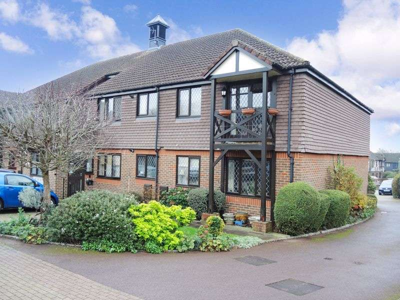 2 Bedrooms Property for sale in Fromow Gardens, Windlesham, GU20 6QN