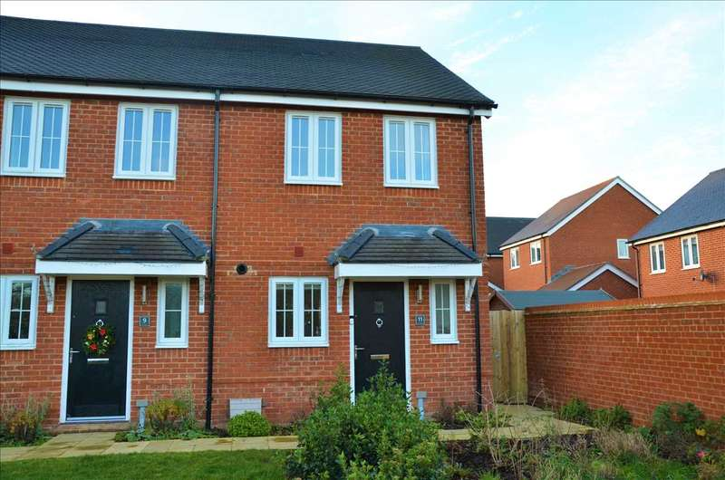 2 Bedrooms Property for sale in Mill Mead, Overton Hill, Basingstoke