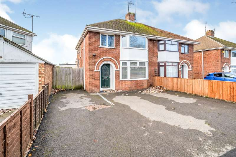 3 Bedrooms Semi Detached House for sale in Orchard Way, Cheltenham, Gloucestershire, GL51