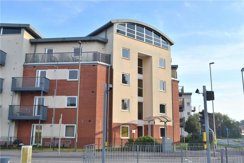 2 Bedrooms Flat for sale in Suffolk Drive, Gloucester, Gloucestershire, GL1