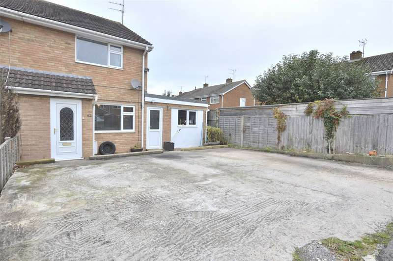 4 Bedrooms Semi Detached House for sale in Springfield, Newtown, Tewkesbury, GL20