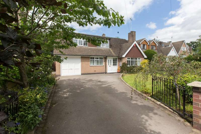 3 Bedrooms Detached House for sale in School Lane, Eaton, Congleton, Cheshire, CW12