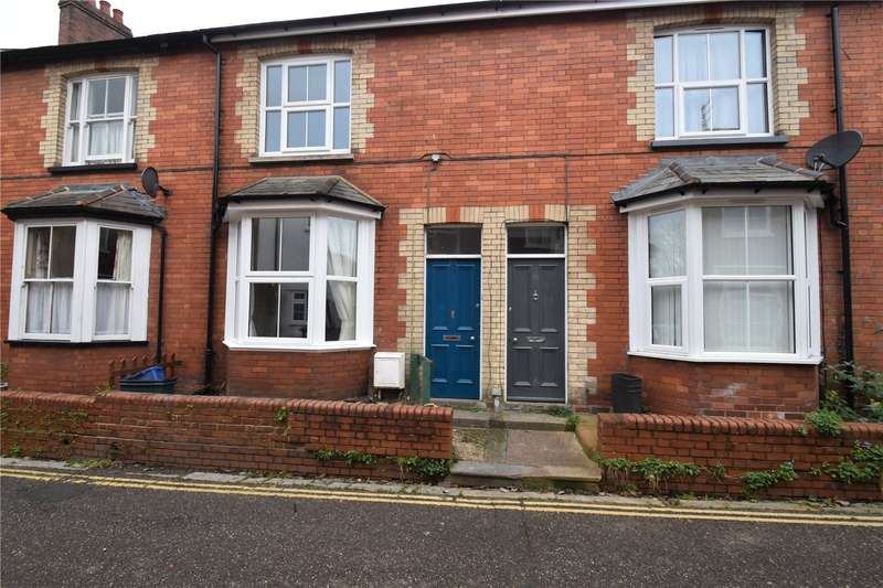 2 Bedrooms House for rent in Barrington Street, Tiverton, Devon, EX16