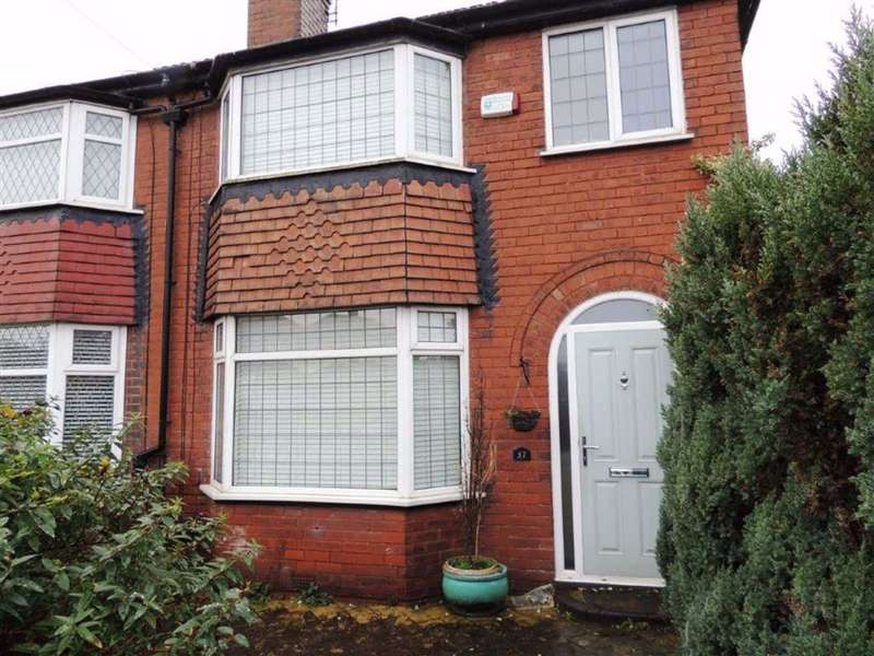 3 Bedrooms Semi Detached House for sale in North Road, Droylsden, Manchester