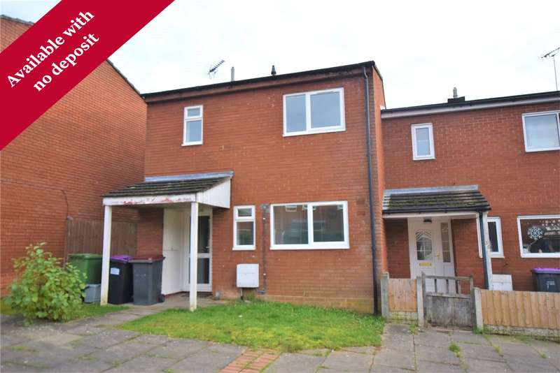 3 Bedrooms Semi Detached House for rent in 36 Culmington, Stirchley, Telford, Shropshire, TF3