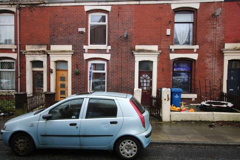 3 Bedrooms Terraced House for sale in Marlton Road, Ewood, Blackburn