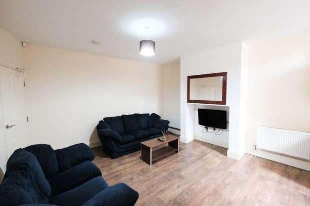 6 Bedrooms Terraced House for rent in Trafford Street, Preston, PR1