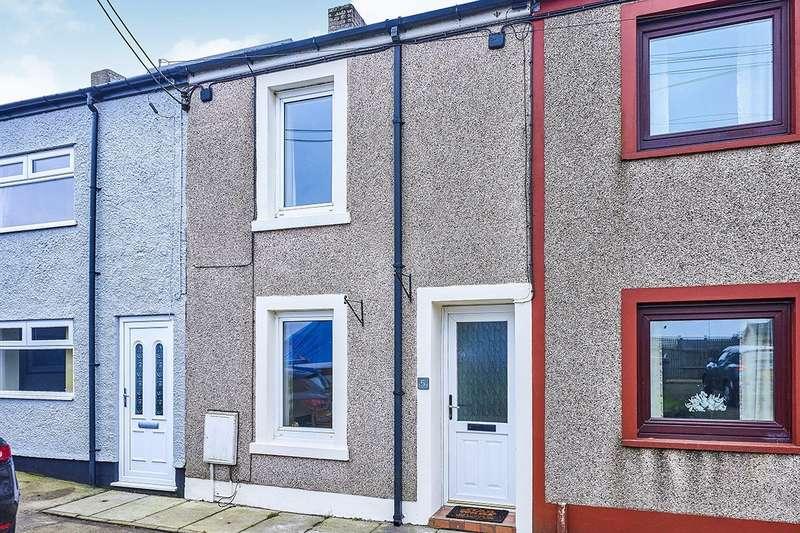2 Bedrooms House for sale in Mona Street, Arlecdon, Frizington, Cumbria, CA26