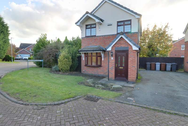 3 Bedrooms Detached House for rent in Ashby Drive, , Sandbach, CW11 3NY
