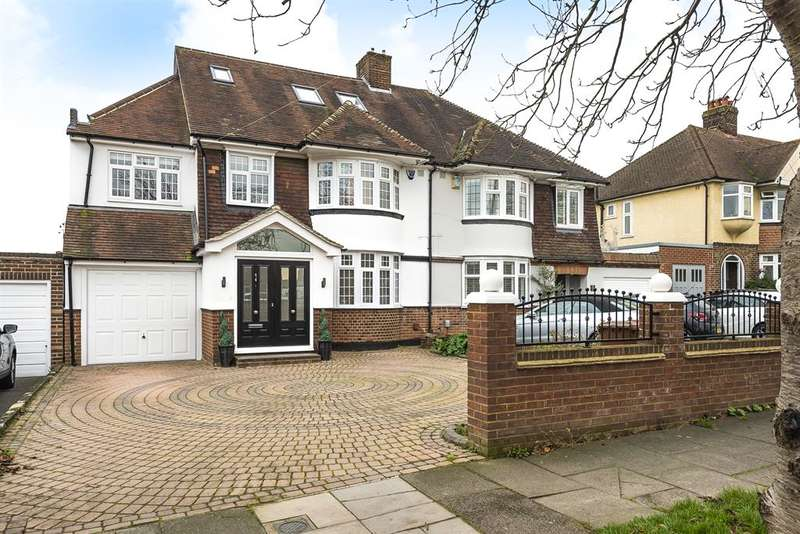 6 Bedrooms Semi Detached House for sale in City Way, Rochester