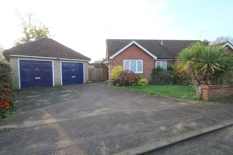 2 Bedrooms Semi Detached Bungalow for sale in STANWAY, COLCHESTER