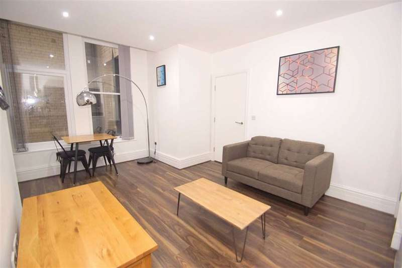 1 Bedroom Apartment Flat for sale in Pearl Chambers, East Parade, LS1