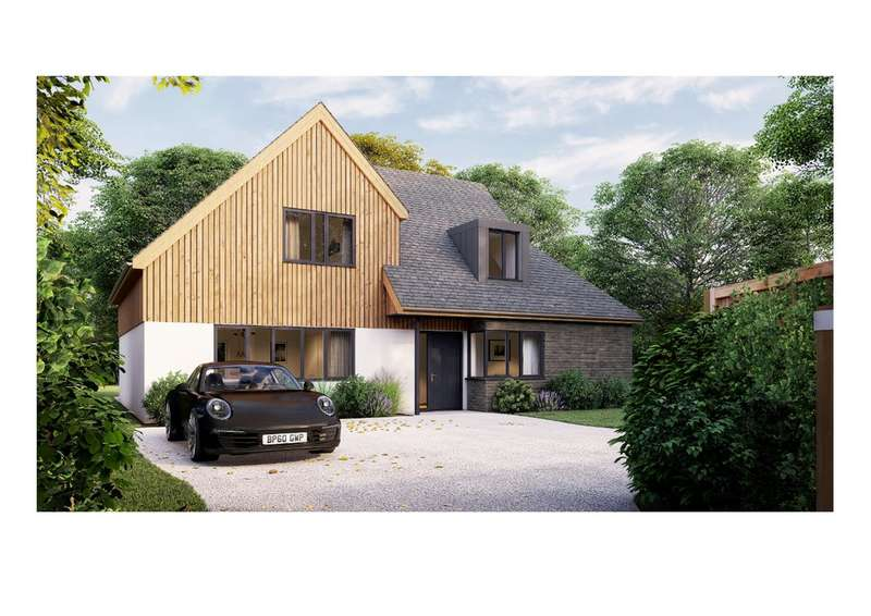 4 Bedrooms Detached House for sale in NEW HOME - LISS