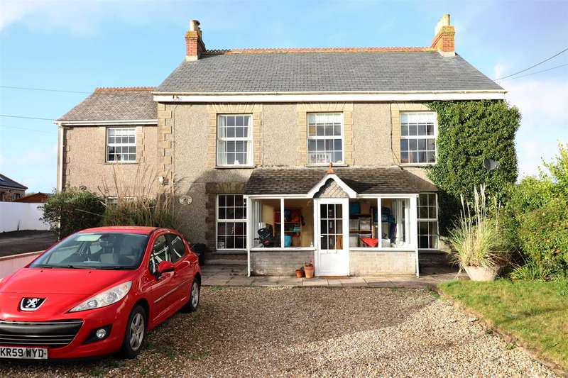 5 Bedrooms Detached House for sale in Goonbell, St. Agnes