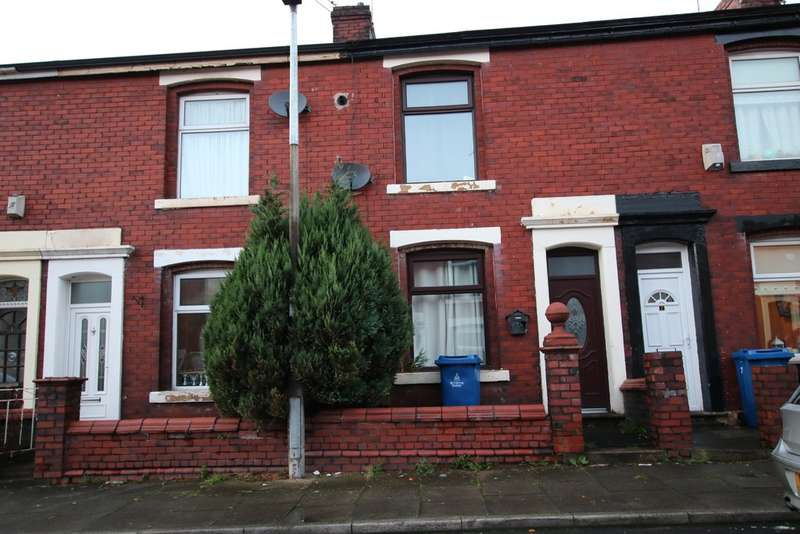2 Bedrooms Terraced House for sale in Sapphire Street, Roe Lee, Blackburn