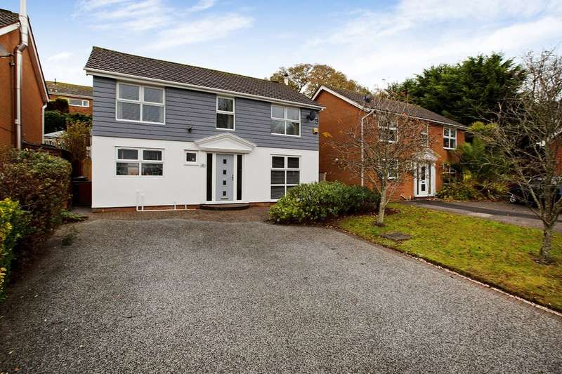 4 Bedrooms Detached House for sale in Gilbert Avenue, Teignmouth