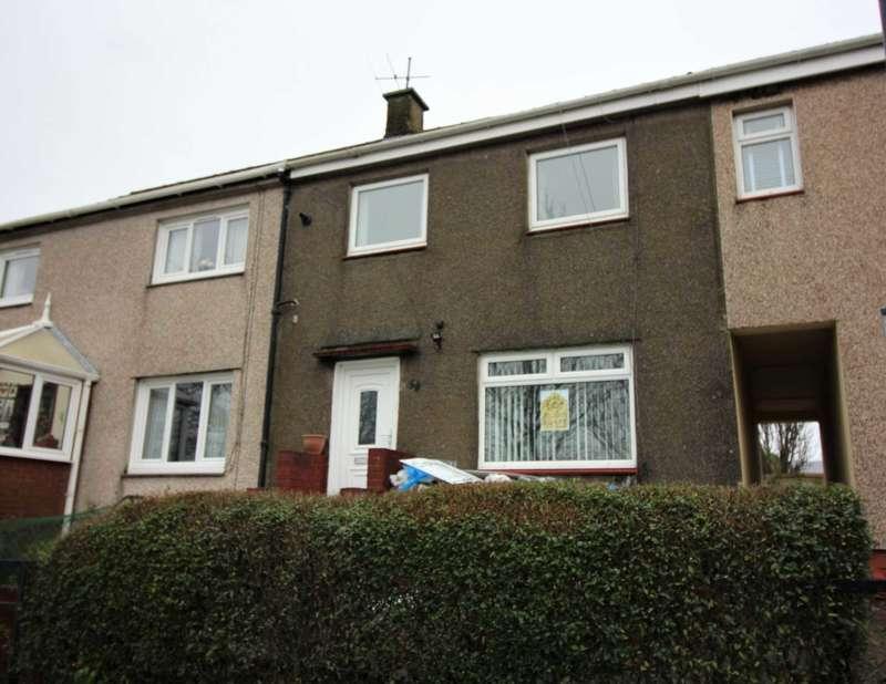 2 Bedrooms Terraced House for rent in Avisyard Avenue, Cumnock