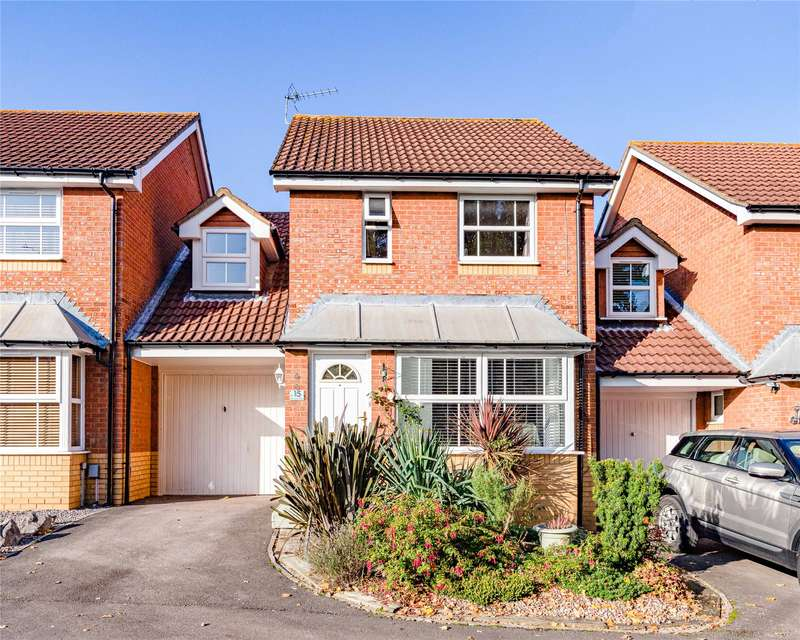3 Bedrooms Link Detached House for rent in All Saints Rise, Warfield, Bracknell, Berkshire, RG42