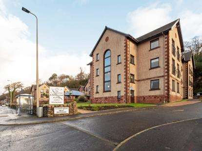 1 Bedroom Flat for sale in Strathclyde House, Shore Road