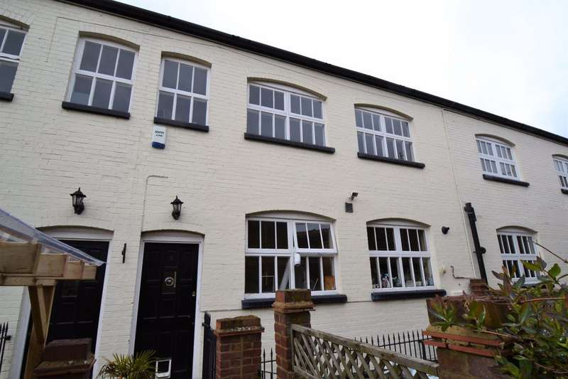 2 Bedrooms House for rent in Windsor Mews, 94 Victoria St, St Albans AL1 3TG