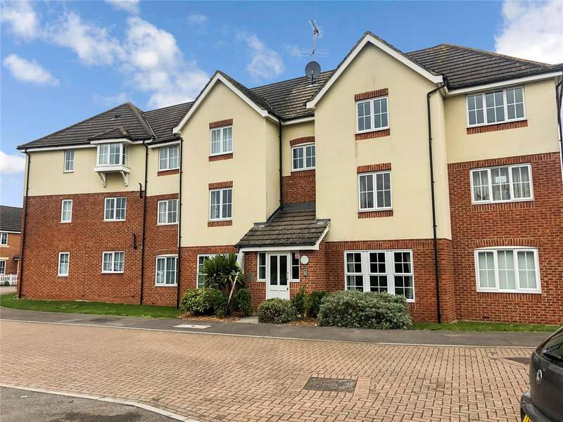 2 Bedrooms Apartment Flat for rent in Artillery Drive, Thatcham, RG19