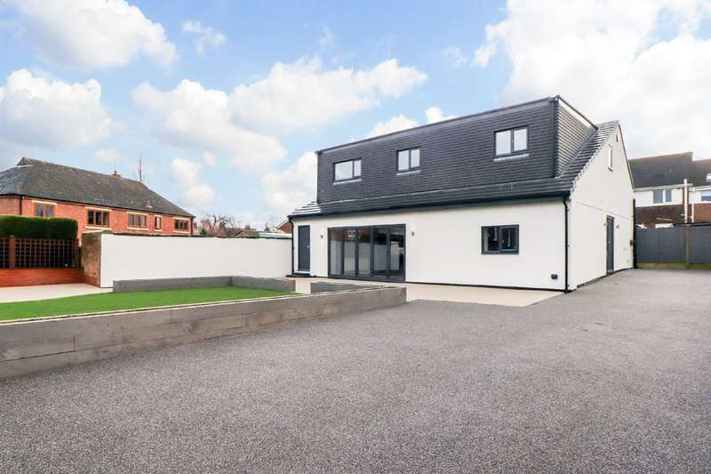4 Bedrooms Detached House for sale in Carleton Close, Pontefract