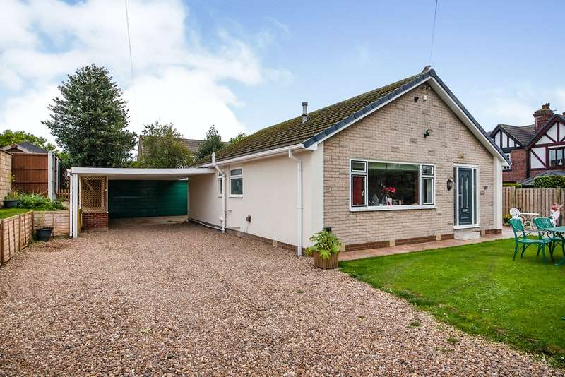 3 Bedrooms Bungalow for sale in Quaker Lane, Barnsley, South Yorkshire, S71
