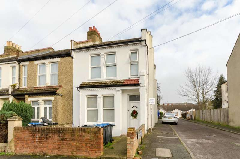 3 Bedrooms End Of Terrace House for sale in Bensham Grove, Thornton Heath, CR7