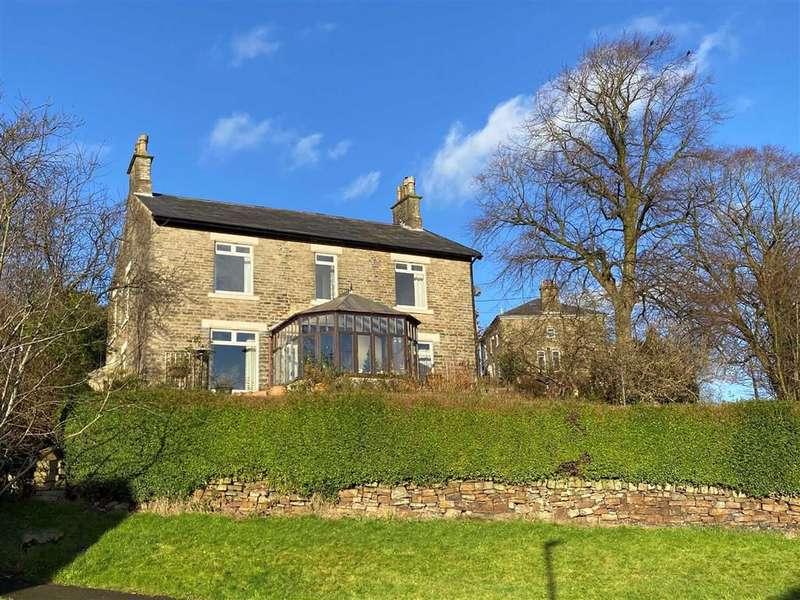 5 Bedrooms Detached House for sale in Mellor Road, New Mills, High Peak, Derbyshire