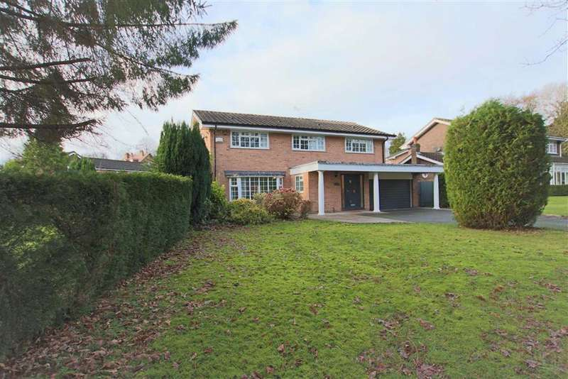 5 Bedrooms Detached House for rent in Marlborough Road, Bowdon