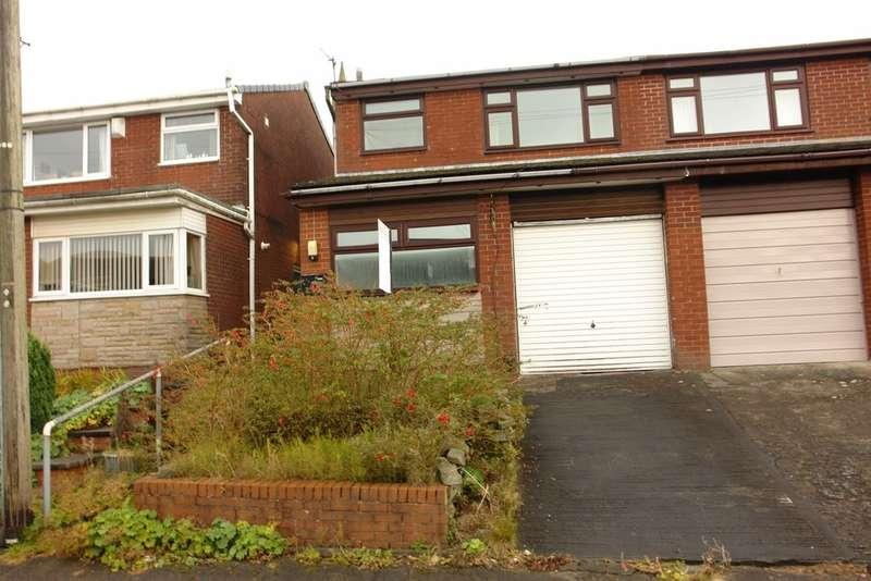 3 Bedrooms Semi Detached House for sale in Ashdene Rise, Moorside
