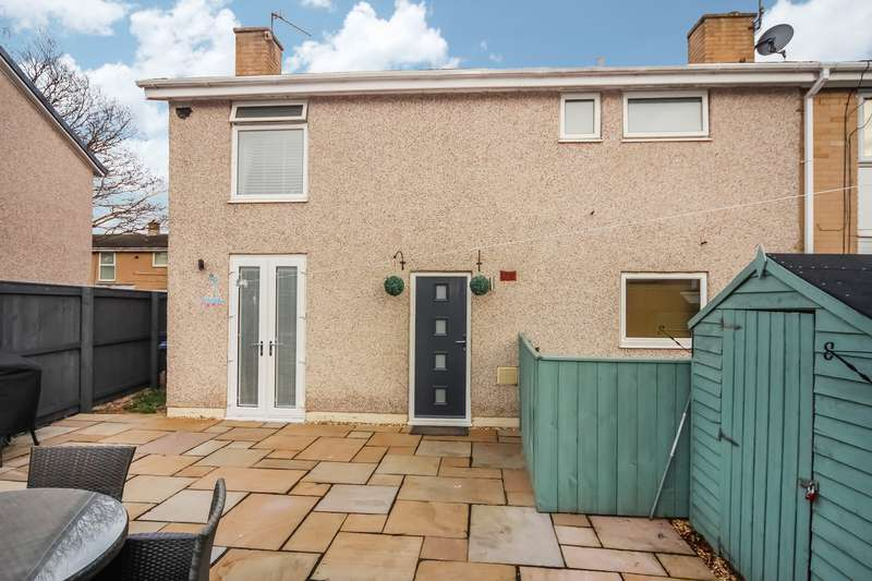 3 Bedrooms End Of Terrace House for sale in St. Aidans Walk, Newton Aycliffe, DL5 4AH