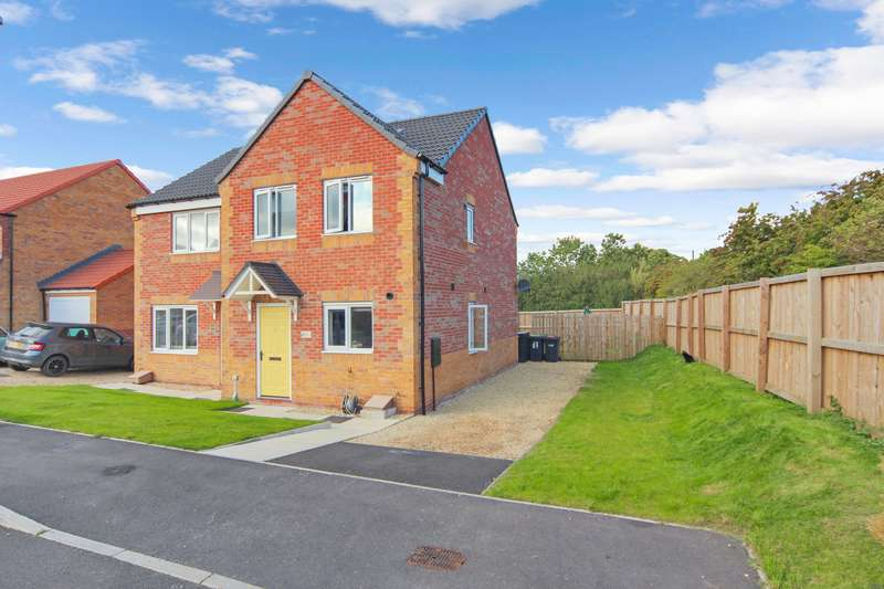 3 Bedrooms Semi Detached House for sale in St Marys Close, Newton Aycliffe, DL5 5ES
