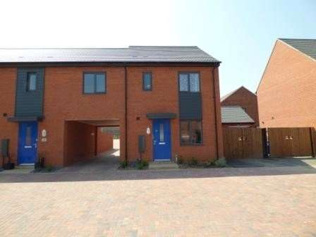 3 Bedrooms Semi Detached House for rent in Pantulf Close, Lawley Village, Telford
