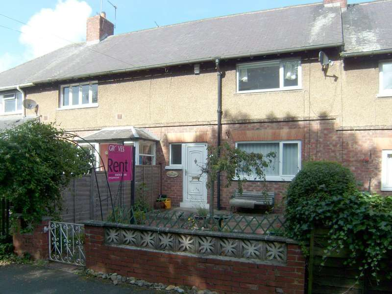 2 Bedrooms House for rent in The Villas, Stannington, Morpeth