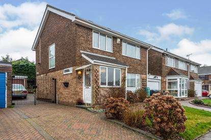 3 Bedrooms Detached House for sale in Leyhill Drive, Luton, Bedfordshire, England