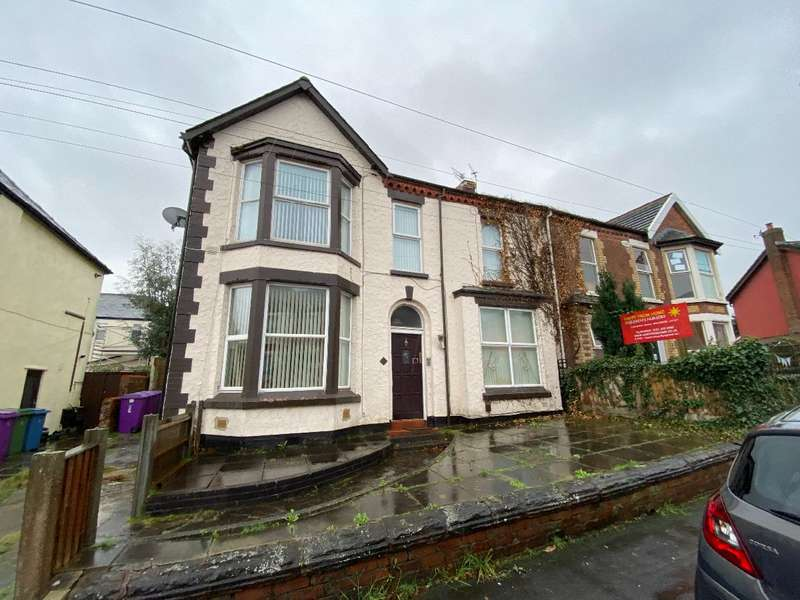 4 Bedrooms Semi Detached House for sale in Molineux Avenue, Liverpool