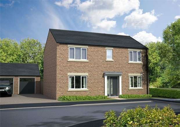 4 Bedrooms Detached House for sale in Plot 11 - The Desmene, Oakfield Gardens, Oakerside, Peterlee, Durham